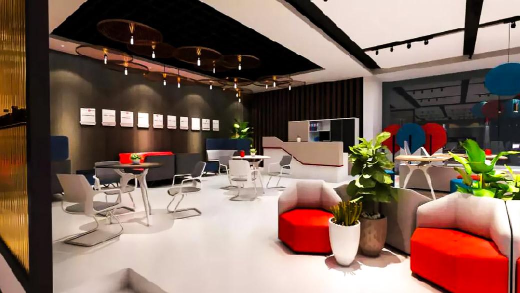 匠心·传承 | 中泰办公家具亮相第43届广州国际家具博览会
