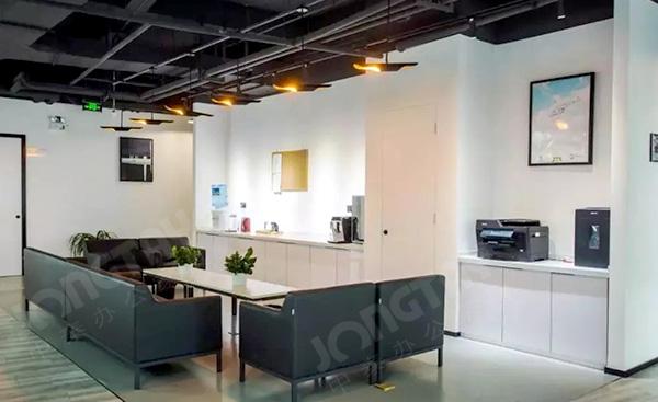 中泰办公家具为TIFO研究院定制办公家具-办公家具配置解决方案
