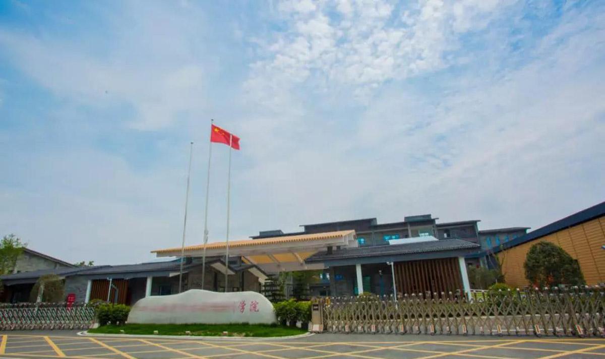 中泰办公家具为行政培训学院定制办公家具方案-深圳办公家具厂家
