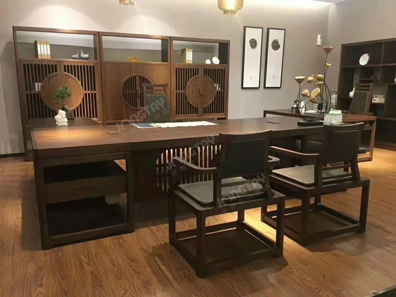 中泰实木办公家具为您普及:原木家具的工艺流程