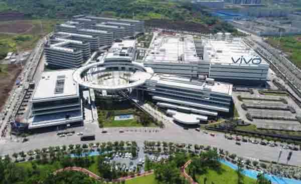 中泰为维沃移动通信有限公司定制办公家具案例