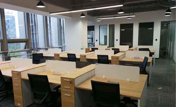 扬州市SJC科技综合体办公家具配套方案