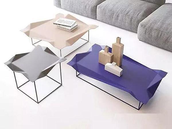 办公家具中的折纸元素