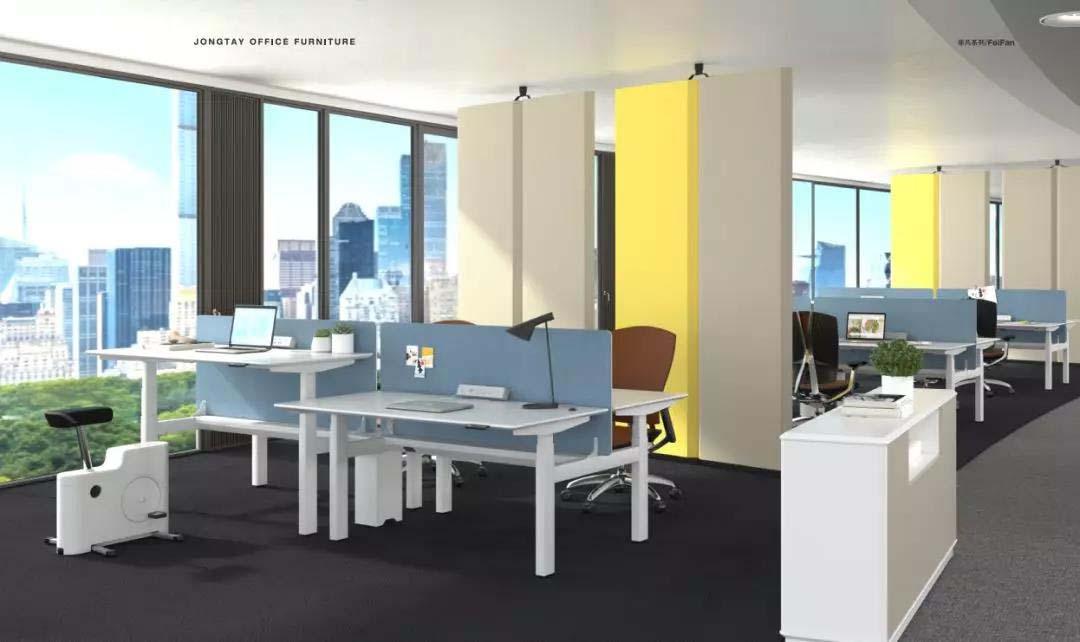 办公家具的色彩主义