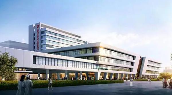 中泰醫院項目 | 成都新津中醫醫院