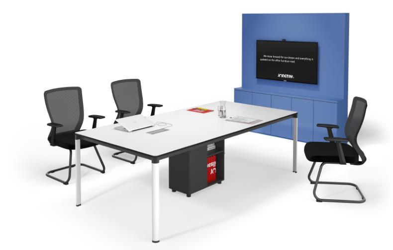 经济款会议室/J-LKM240-会议桌