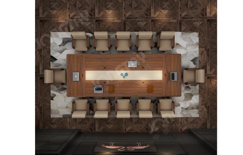 J-T0WL48会议桌